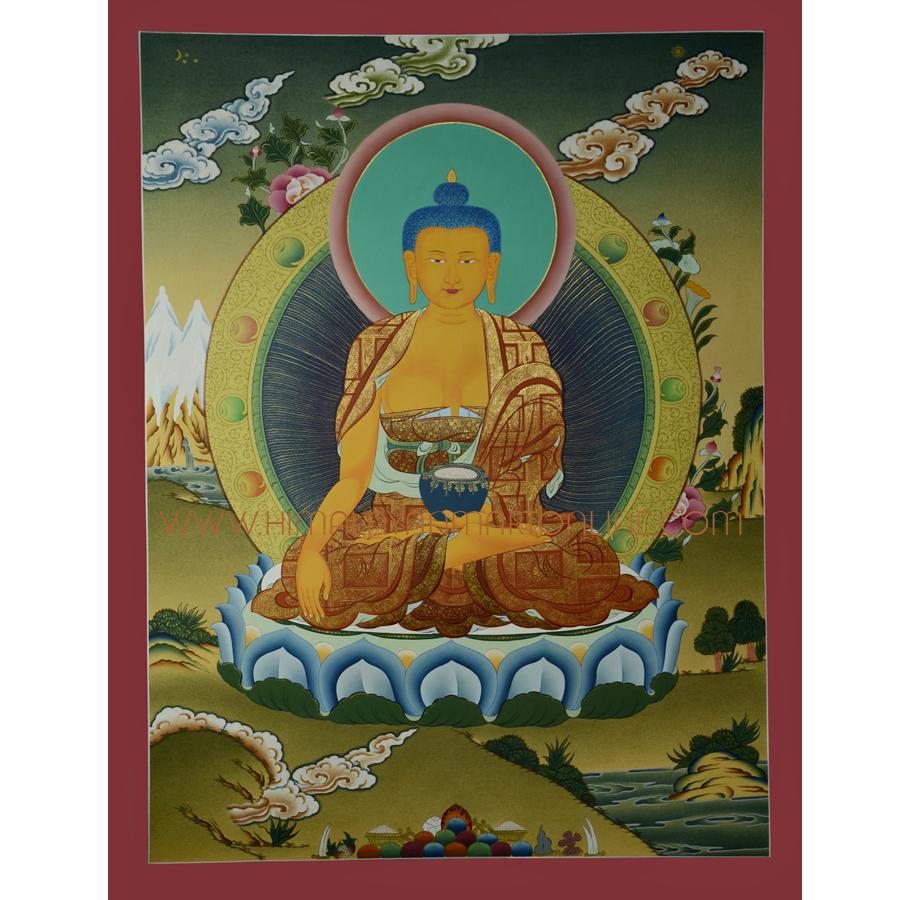 26 25 X20 5 Shakyamuni Buddha Thangka Painting Buy 26 25