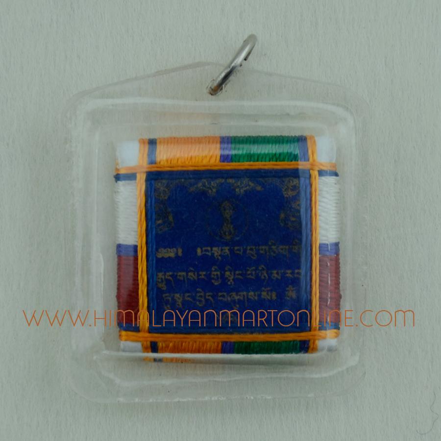 Auspicious Tibetan Vajra Mantra Sungkhor Protection Butti Amulet